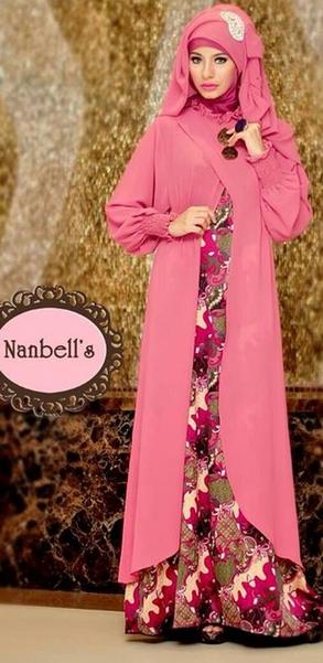 Gambar Model Hijab Modern untuk Kebaya