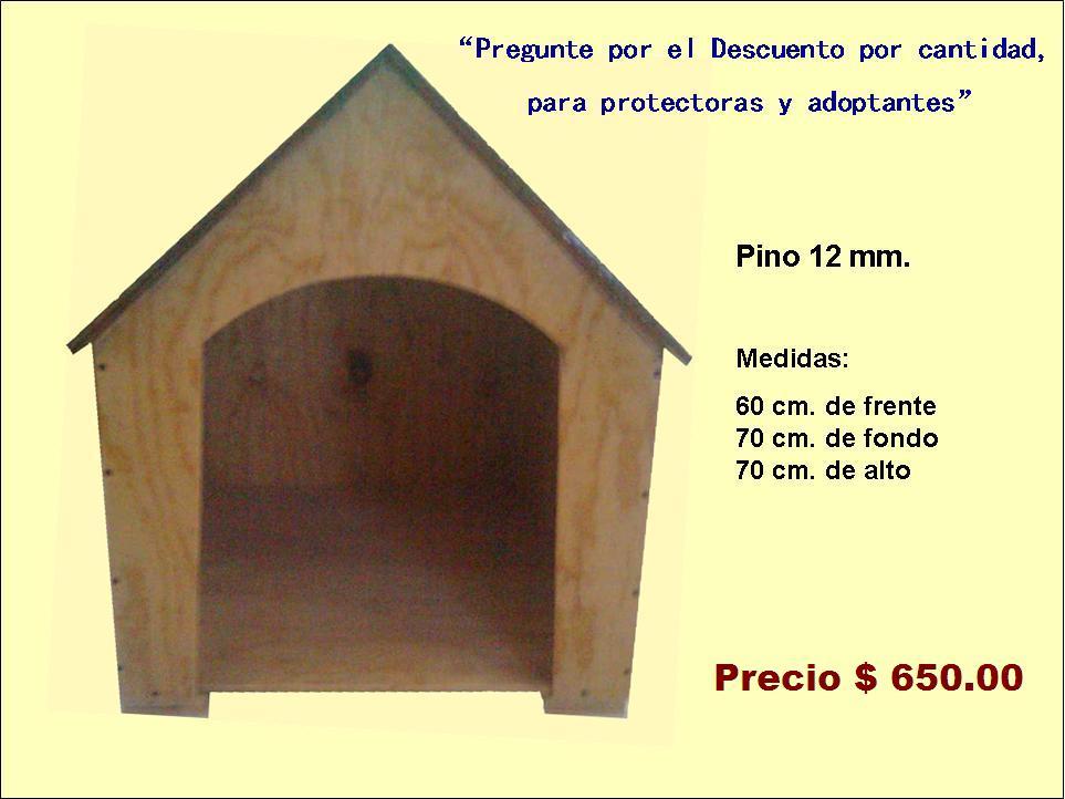 692ec84fc47 Casa para Perro talla Grande