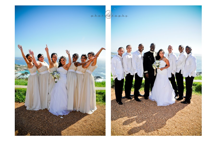 DK Photography 47 Marchelle & Thato's Wedding in Suikerbossie Part I  Cape Town Wedding photographer