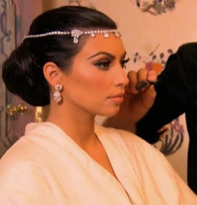 A Kim Kardashian & Kris Humphries