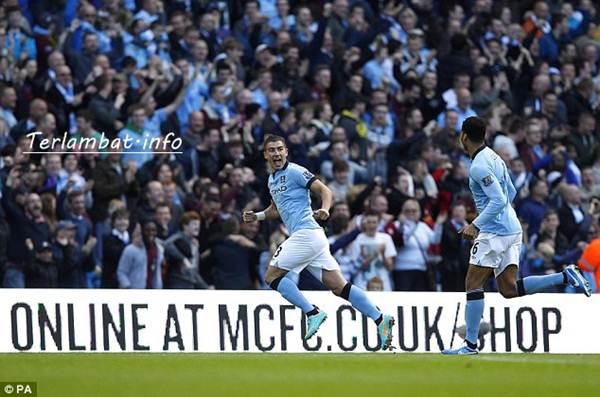 Hasil Liga Inggris Tadi Malam Manchester City VS Sunderland 6 Oktober 2012