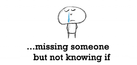 Funny Memes For Missing Someone : Sadness is missing someone but not knowing if they re