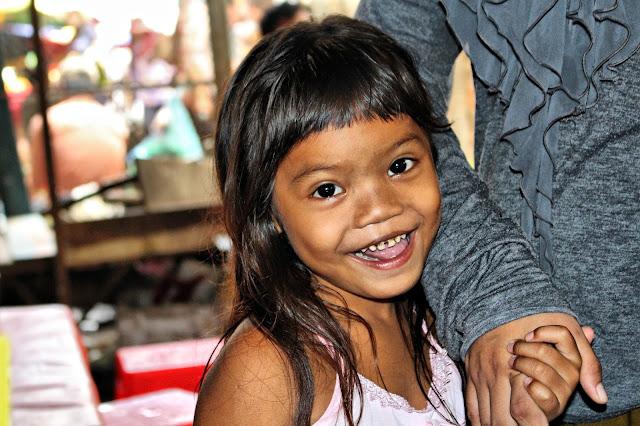 Enfant du Cambodge photo par Christophe Gargiulo