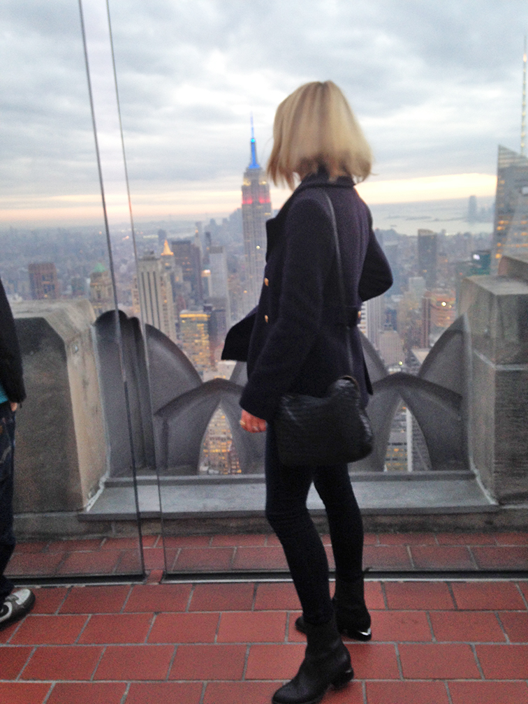 Fashion Over Reason on Top of the Rock, Alexander Wang Anouk boots