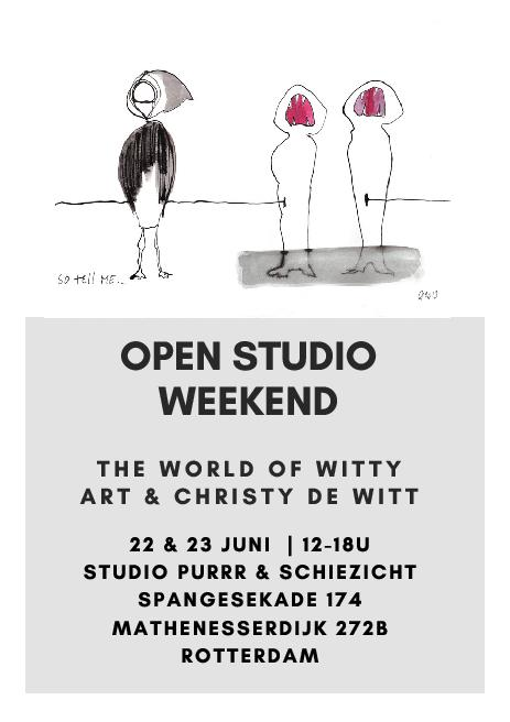 Open Studio Weekend June 2019