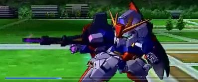 Nintendo 3DS: SD Gundam G Generation 3D - Official Website Updated