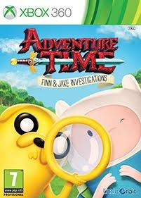 Hora de aventuras Finn & Jack investigation