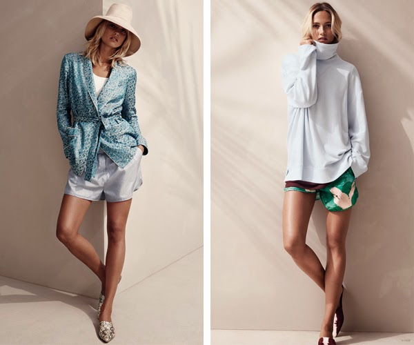 H&M Studio ropa mujer primavera verano 2015