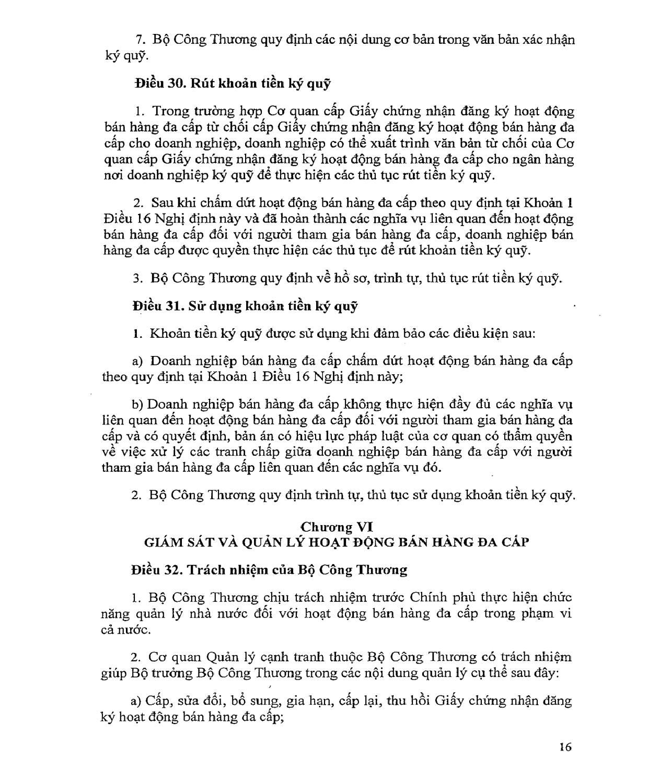 Nghị định 42/2014/NĐ-CP trong quản lý hoạt động BHĐC