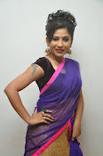 Madhulagna Das Half Saree photos-thumbnail-15
