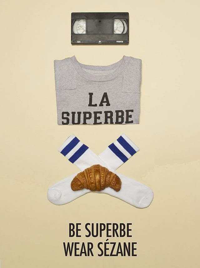 La superbe - sezane - make my lemonade