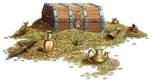 Como ser Millonario pues buscando Tesoros