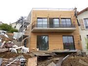 La maison bois contemporaine: Maison Ossature Bois maison bois