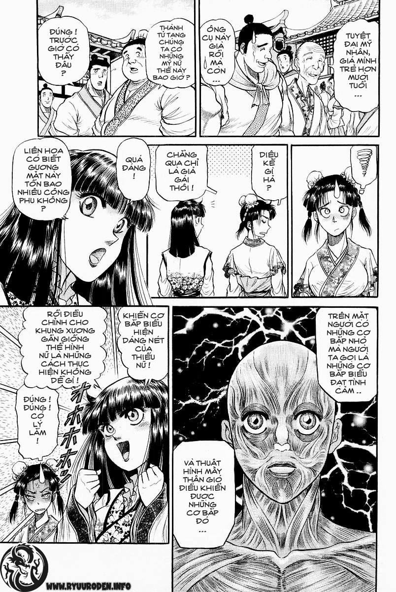 Chú Bé Rồng - Ryuuroden chap 30 - Trang 21