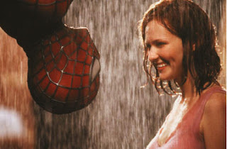 Romanticismo sotto la pioggia