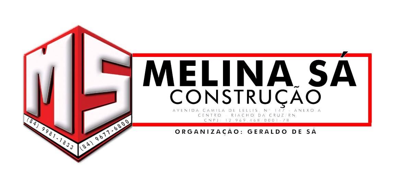 DEPÓSITO DE CONSTRUÇÃO MELINA SÁ EM RIACHO DA CRUZ/RN - AQUI SEU DINHEIRO RENDE MAIS