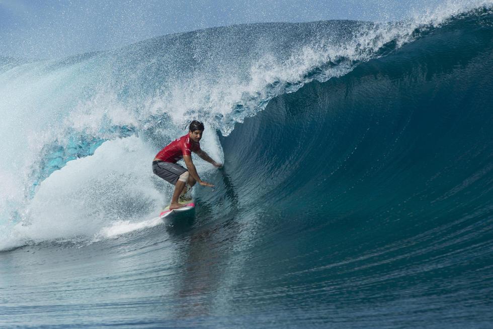 11 Italo Ferreira Billabong Pro Tahiti Foto WSL Stephen Robertson