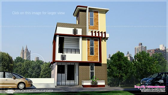 Tamilnadu style home