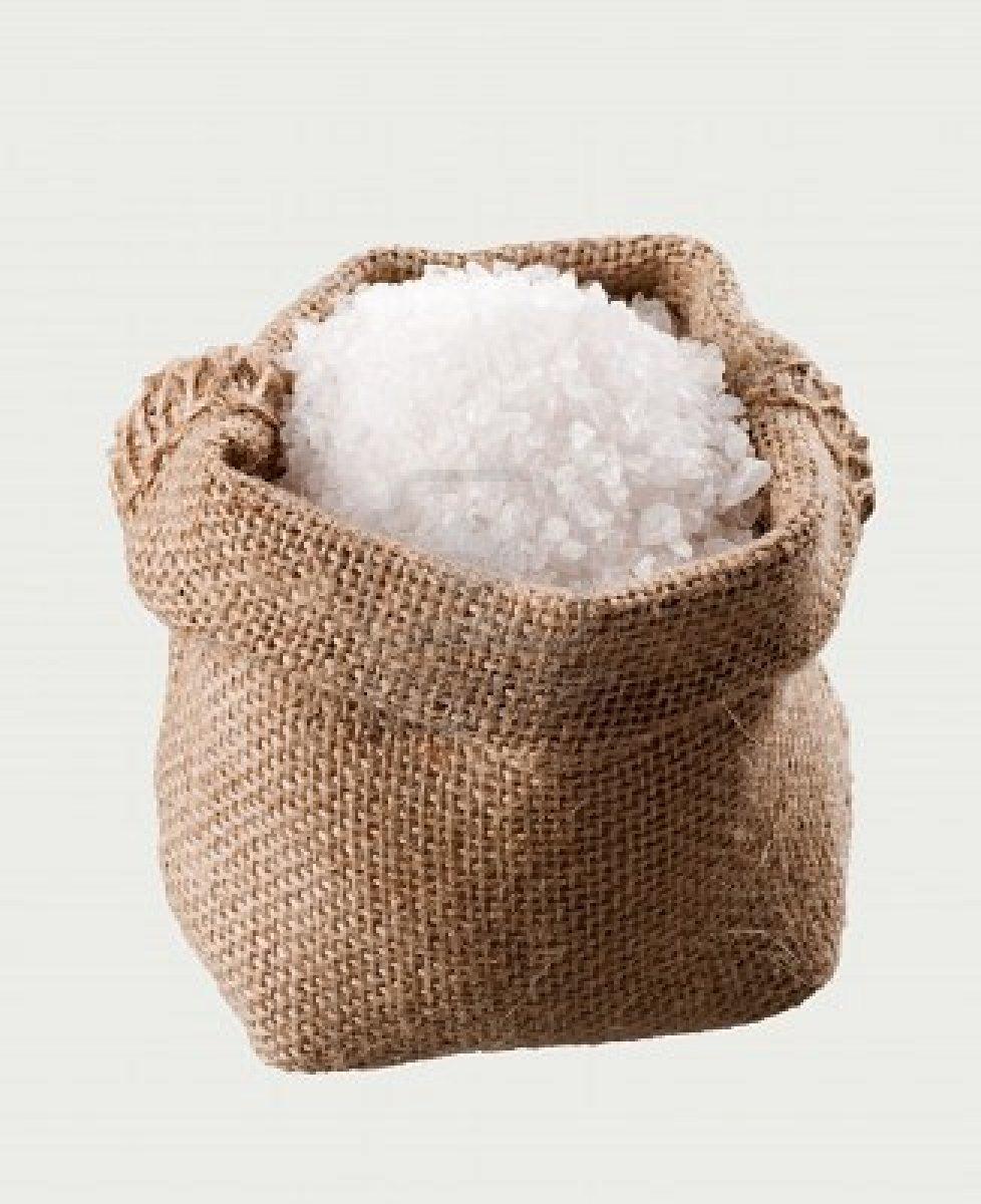 Escrito con m sica como saco de sal - Sacos de sal para descalcificador ...