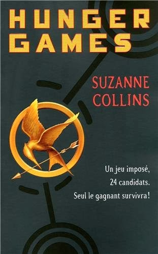 Hunger Games 1 de Suzanne Collins