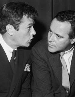Tony Curtis y Jack Lemmon