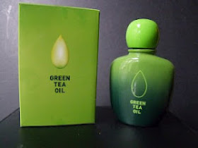 Green Tea Oil Website