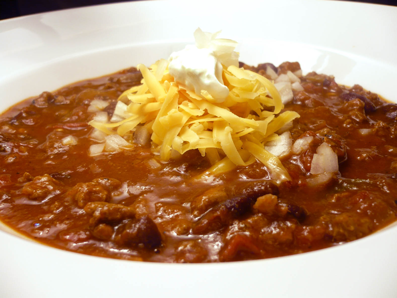 Easy Crock Pot Chili ~ Crockin' Moms