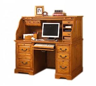 rolltop computer desk plans