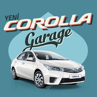 Toyota'dan 50 Liralık iTunes Hediye Kampanya Görseli