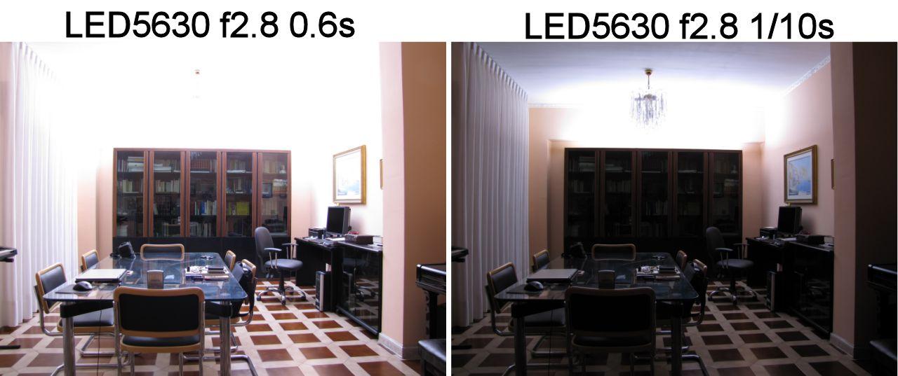 Pietro ippoliti thorndyke : strisce led 3014 vs 5050 vs 5630