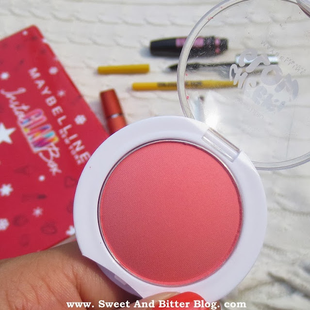 Maybelline Cheeky Glow Blush in Fresh Coral