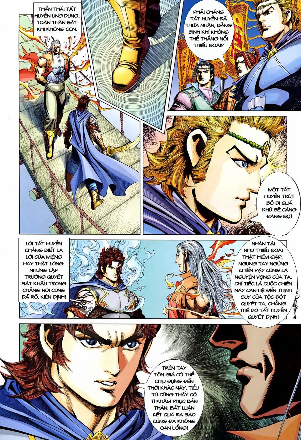 Đại Đường Song Long Truyện chap 240 - Trang 16