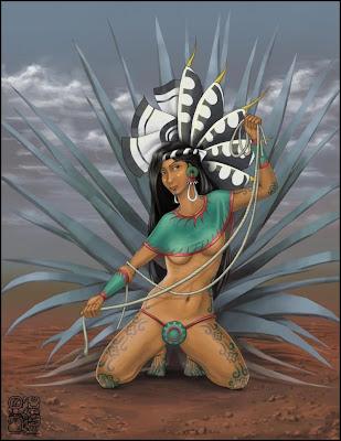 cuentos, leyendas, Magüey, narrativa breve, cuentos populares,