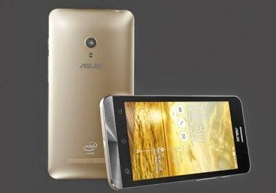 Harga Dan Spesifikasi Ponsel Asus Zenfone 5