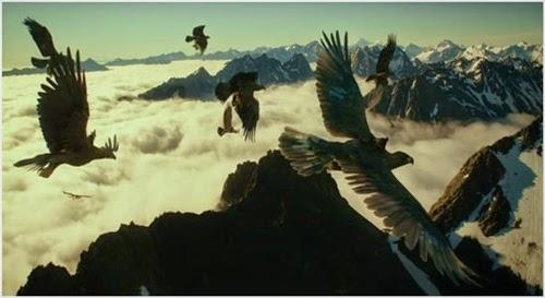 Águias - O Senhor dos Anéis