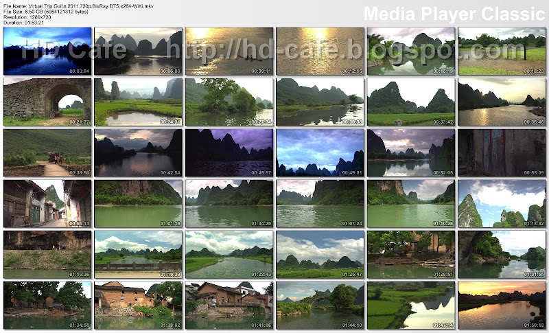 Virtual Trip Guilin 2011 video thumbnails