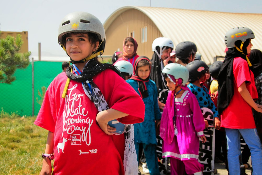 kabul afghanistan skateboarding central asia, girls sports afghanistan