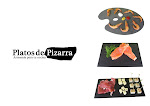 PLATOS DE PIZARRA