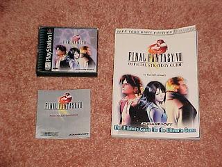 Walkthrough Final Fantasy VIII (Versi Indonesia) Disk 1