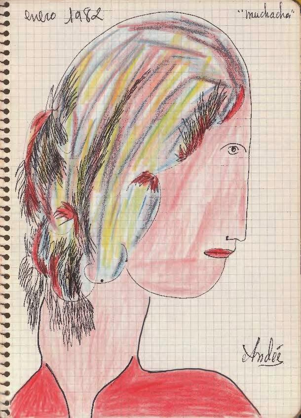 muchacha 81 para Amarneciendo