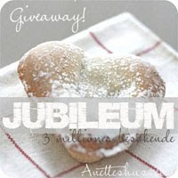 Giveaway hos Anetteshus