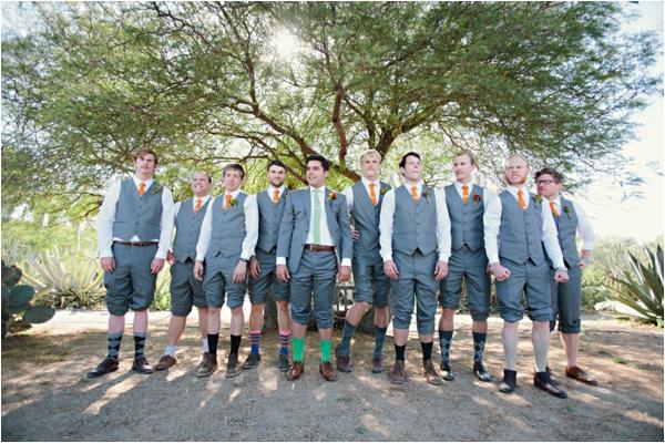 Fullerton Arboretum Wedding by Jen Disney (www.jendisney.com) #groomsmen