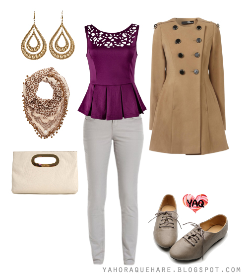 Y a q blog de moda inspiraci n y tendencias y - Combinaciones con gris ...