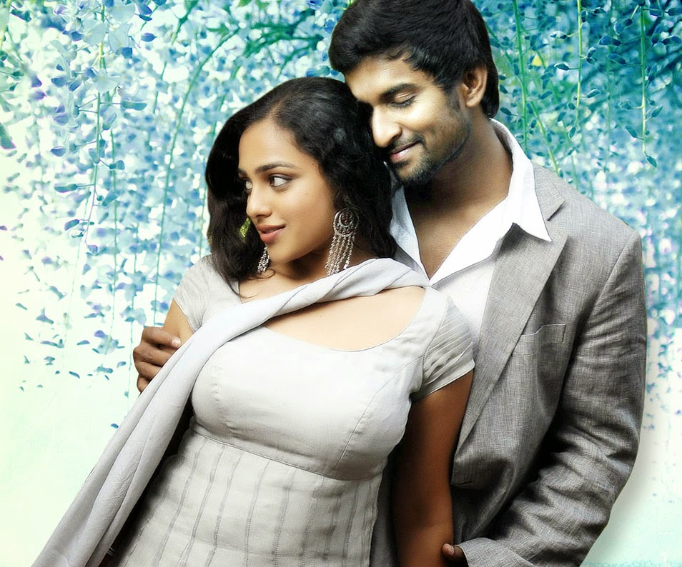 Nithya Menon Hot breast Images