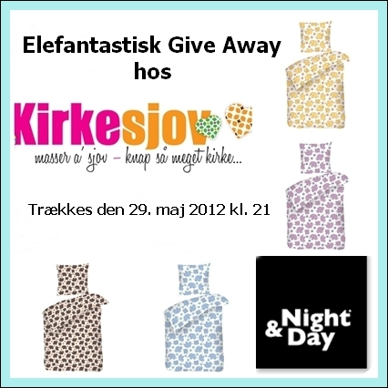 SKØN give Away hos KirkeSjov
