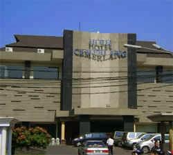 Tarif Hotel Cemerlang Bandung 2014