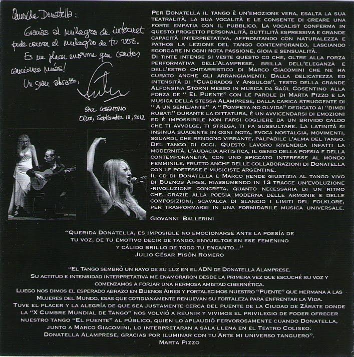 CD Tango sin Carmín