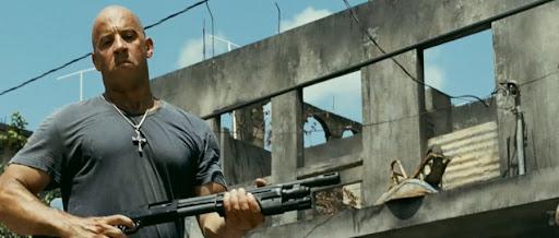 Vin Diesel Weight Gain Fast Five
