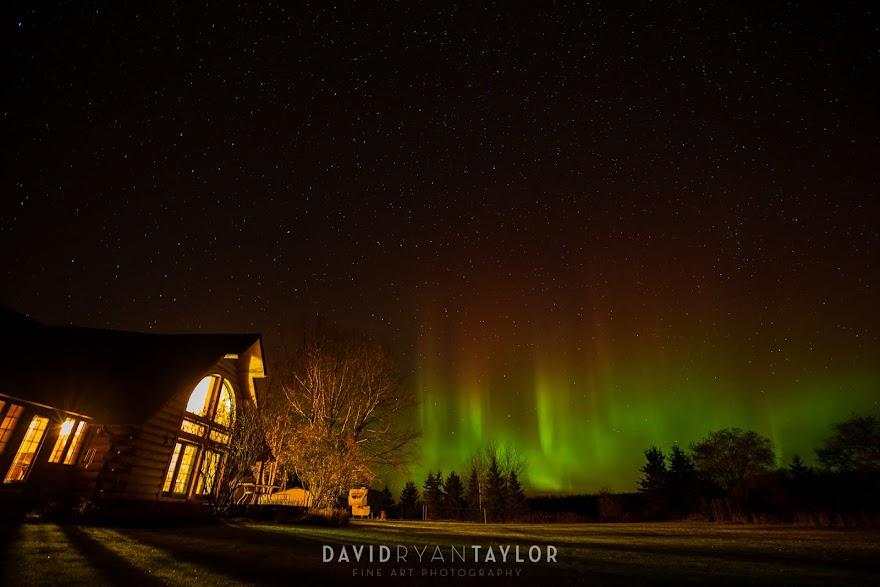 Dave's Aurora 2017