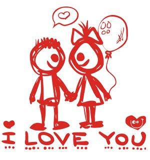 Imagen de Amor: I love You